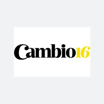 Cambio16 Magazine article